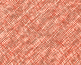 Architextures by Carolyn Friedlander TANGERINE from Robert Kaufman - 1/2 yard