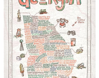Weird & Wonderful - GEORGIA (vintage)