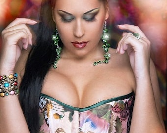 Corset Fashion BUTTERFLY