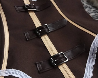 Mami corset for Madoka cosplay