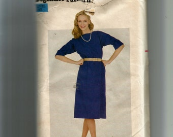 Butterick Beginner Misses' Dress Pattern 3293
