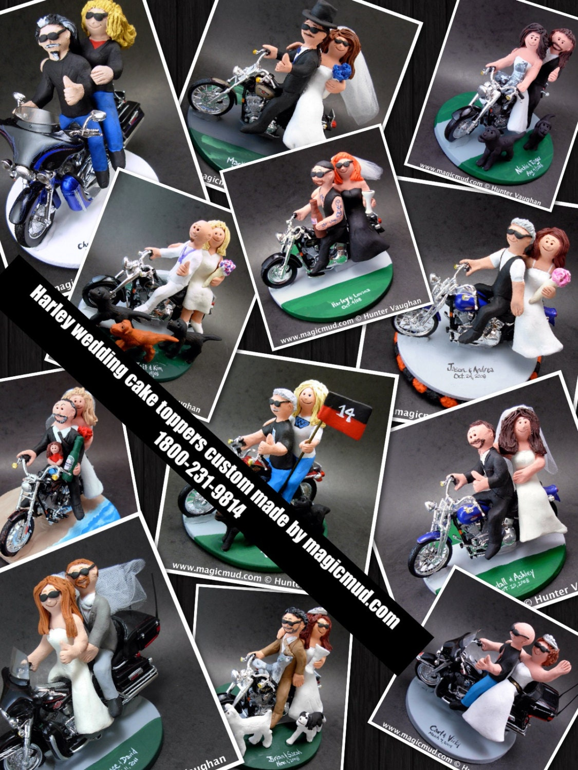 harley davidson wedding cake toppers canada on harley davidson motorcycle wedding cake topper 15078