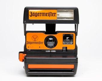 Rare Jägermeister | Polaroid OneStep Close Up  600 | Working/Tested