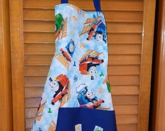 Thomas the Engine Child's Apron for Girl or Boy