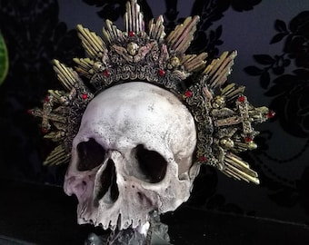 Catacomb Saint Cherub Halo