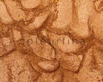 Brushed Copper Mica Powder