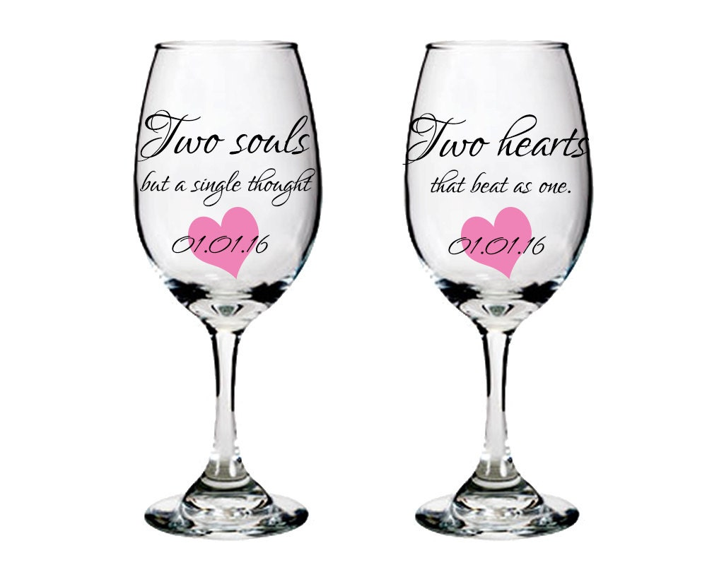 Wine Love Quotes Wine Glasses With Sayings Bride And Groom Wine Glasses