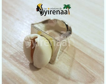 Mixed Signet Ring