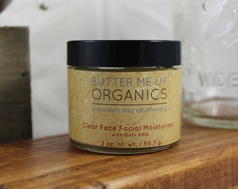 Face Cream Facial Moisturizer Organic