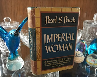 1956 Pearl S Buck's Imperial Woman