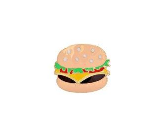 Burger badges