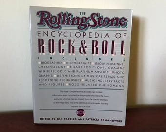 Rolling Stone Encyclopedia Of Rock and Roll