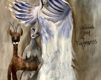 Unquiet Spirit of Forgiveness