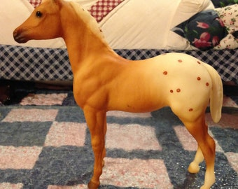 Breyer Model Horse: The Foal from the Cowboy Pride Ranch Horse Set