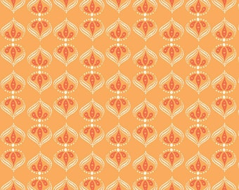 ORGANIC Cotton, Monaluna Fabrics, Raaga Collection, Rani, 1 yard