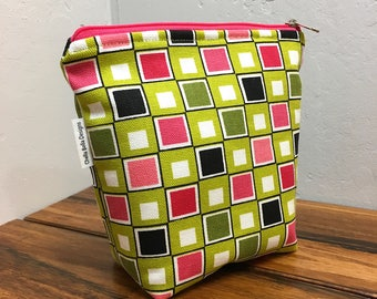 Essential Oils bag, GROUNDED, essential oils case, oil bag, rollers bag, oil travel case, oil travel bag, oil storage, oil carry case