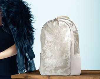 WML---The Vanilla Lace Backpack