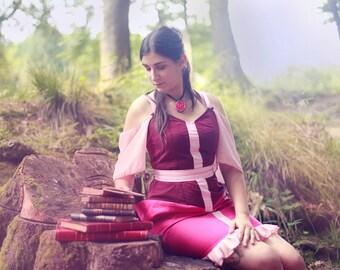 Robe Fairytales d'inspiration Belle et la Bête