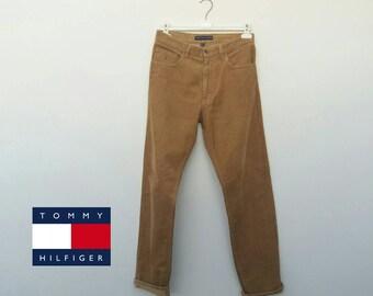 Tommy Hilfiger Velvet pants, Corduroy pant