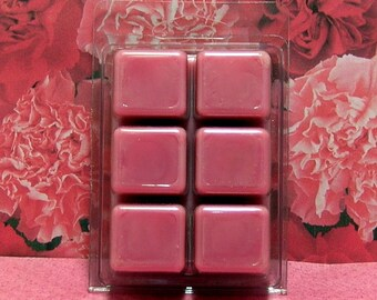 Carnation Breakaway Clamshell Soy Wax Tart Melts