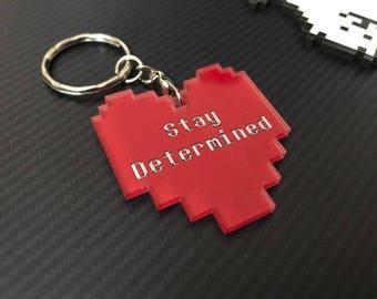 Undertale Acrylic charm Keychain