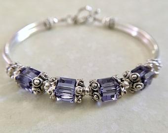 Bridal bracelet, bridesmaid bracelet, wedding bracelet, bridesmaid jewelry, wedding jewelry, bridesmaid gift, crystal bridal bracelet, bride