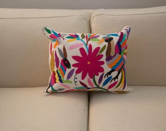 Small Otomi Cover Pillow