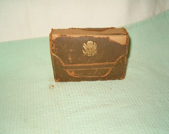 WWII Army Sewing kit