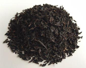 Organic LYCHEE BLACK Tea - FRESH, All Natural Ingredients, Premium Tea 2oz.
