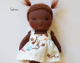Waldorf Doll Sabrina - Mini Doll