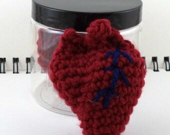 Heart in a Jar - Burgundy (SWG-HT001)