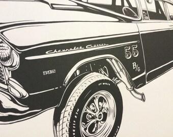 Hot Rod Prints