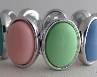 Oh My Pastels Bangle Bracelet