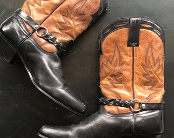 Sweet Vintage Cowboy Boots