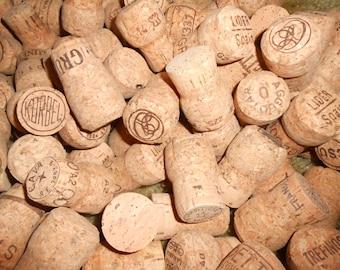 50 Champagne Corks, Bulk Cork, Cork for Crafts