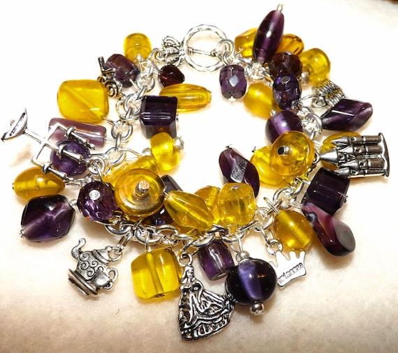 Beauty & The Beast Bracelet