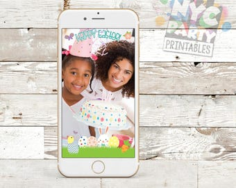 Easter Party, EASTER Snapchat, EASTER Filter, Instant Download, Snapchat Filter, Easter Snapchat Filter, Easter Geofilter, Easter Egg Hunt