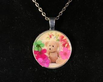 Fluffy Teddy Flower!