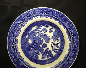 Blue Willow Berry Bowl