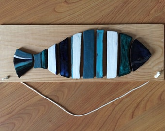 Unstructured ceramic fish