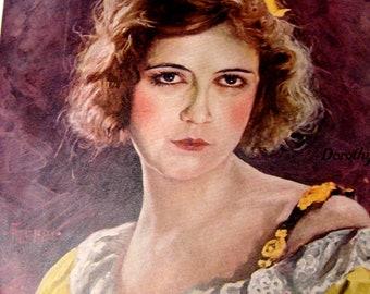 Silent Film Stars/Dorothy Gish