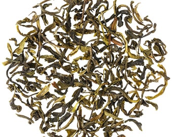 DarJeeLing Green Tea - India Tea - Caffeinated - Loose Leaf Tea - FREE Shipping
