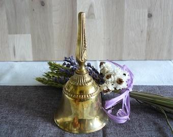 Antique Bell brass