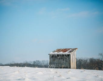Kentucky Winter : Original Fine Art Photographic Print
