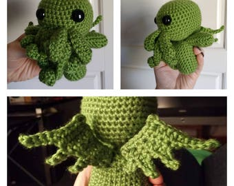 Adorable Cthulhu