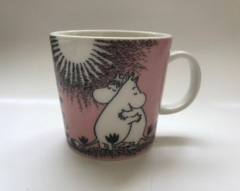 Adorable Collectable Moomin Mug - Love