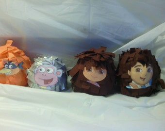 Dora The Explorer Party Poppers!