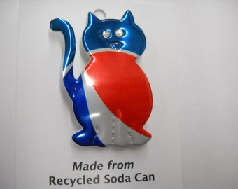 Magnet Recycled Pepsi Can Refrigertor