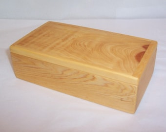 Handcrafted Colorado Cedar Box