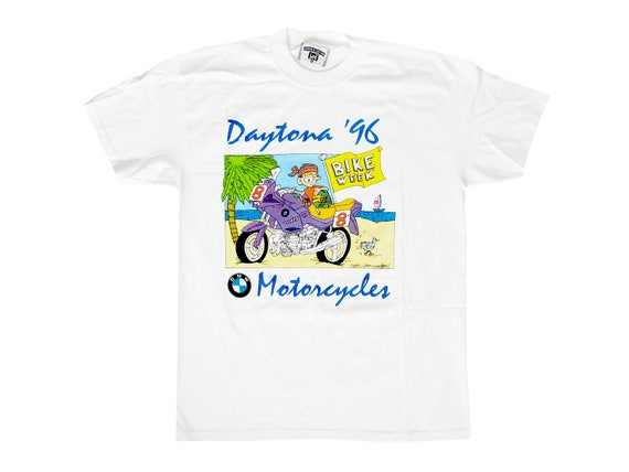Vintage Daytona '96 Bike Week BMW T-Shirt